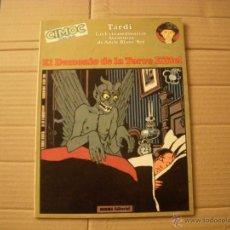 Comics : CIMOC EXTRA COLOR, LAS EXTRAORDINARIAS AVENTURAS DE ADELE BLANC-SEC, DE NORMA. Lote 47056141