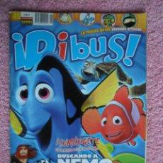 Cómics: DIBUS 45 EDITORIAL NORMA 2003 CON POSTER BUSCANDO A NEMO. Lote 47063566