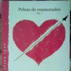 Cómics: COMIC PELEAS DE ENAMORADOS VOLUMEN 1 ANDI WATSON NORMA EDITORIAL JULIO 2005. Lote 47091803