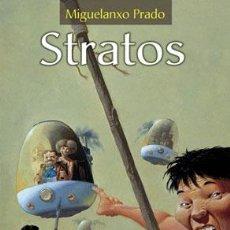 Cómics: CÓMICS. STRATOS - MIGUELANXO PRADO (CARTONÉ). Lote 276818623