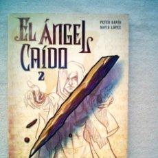Cómics: EL ANGEL CAIDO Nº 2 / NORMA 2006(DESC.55%). Lote 47272663