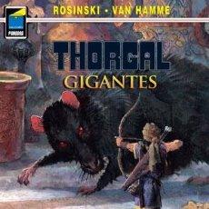 Cómics: CÓMICS. THORGAL 22: GIGANTES - GRZEGORZ ROSINSKI/JEAN VAN HAMME. Lote 120952919