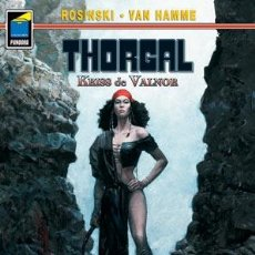 Cómics: CÓMICS. THORGAL 28: KRISS DE VALNOR - GRZEGORZ ROSINSKI/JEAN VAN HAMME. Lote 282925863