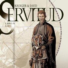 Cómics: CÓMICS. SERVITUD 4. ICCRINS - ERIC BOURGIER/FABRICE DAVID (CARTONÉ). Lote 276705643
