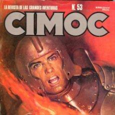 Cómics: CIMOC NUMERO 53 BUEN ESTADO . Lote 47427217