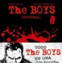 Cómics: CÓMICS. THE BOYS INTEGRAL 01 - GARTH ENNIS/DARICK ROBERTSON (CARTONÉ). Lote 144404156