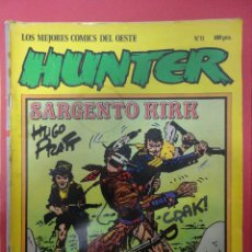 Cómics: HUNTER. Nº 11. Lote 47485346