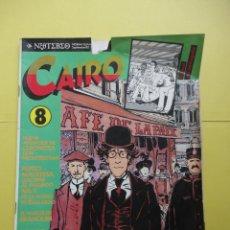 Cómics: CAIRO. 8. Lote 53563242