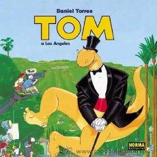 Cómics: CÒMICS. TOM A LOS ANGELES - DANIEL TORRES (EN CATALÁN) (CARTONÉ). Lote 47491291