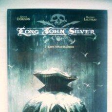 Cómics: LONG JOHN SILVER Nº 1 LADY VIVIAN HASTINGS / NORMA 2009(DESC.30%). Lote 47519894