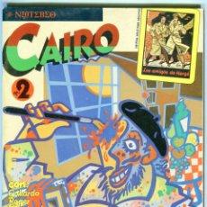 Comics: CAIRO Nº 2 AÑO 1981 BUEN ESTADO. Lote 47527070
