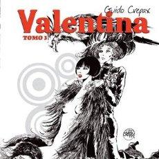 Cómics: CÓMICS. VALENTINA 3 - GUIDO CREPAX (CARTONÉ). Lote 262068585