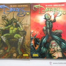 Cómics: THE DARKNESS. VOLUMEN 1 Y 2. PHIL HESTER. SHELDON MITCHELL. NORMA. 2012. TDK223. Lote 47721643