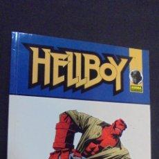 Cómics: HELLBOY - CASI UN COLOSO - MIKE MIGNOLA - NORMA EDITORIAL.. Lote 47732627