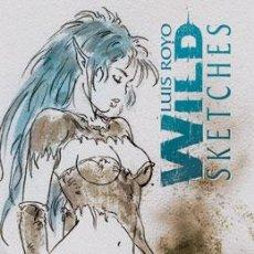 Cómics: CÓMICS. WILD SKETCHES 2 - LUIS ROYO. Lote 93353657