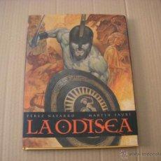 Cómics: LA ODISEA, TAPA DURA, EDITRIAL NORMA, NUEVO. Lote 47762883