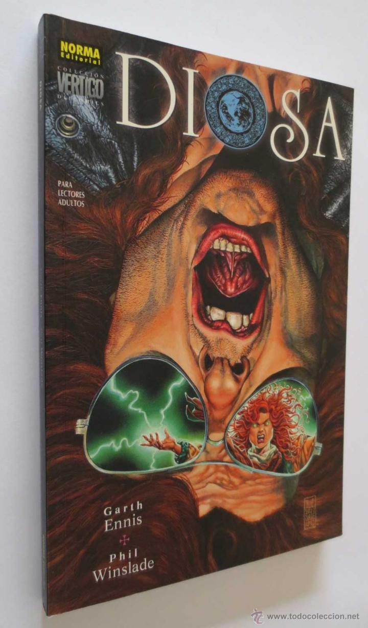DIOSA NORMA EDITORIAL VERTIGO (Tebeos y Comics - Norma - Comic USA)