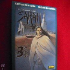 Cómics: LA LEYENDA DE MADRE SARAH 3 - OTOMO & NAGAYASU - TOMO 3 EN RUSTICA. Lote 47791591
