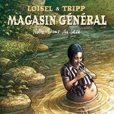 Cómics: CÓMICS. MAGASIN GÉNÉRAL 9. NOTRE-DAME-DES-LACS - RÉGIS LOISEL/JEAN-LOUIS TRIPP (CARTONÉ) DESCATALOGA. Lote 184513637