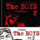 Cómics: CÓMICS. THE BOYS INTEGRAL 3 - GARTH ENNIS/DARICK ROBERTSON (CARTONÉ). Lote 144404184