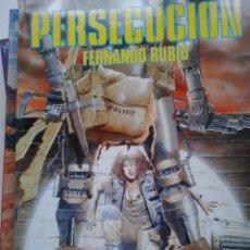 Cómics: PERSECUCION-FERNANDO RUBIO-NORMA EDITORIAL. Lote 47883768