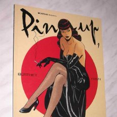 Cómics: PIN UP. BERTHET Y YANN. COMPLETA EN 9 VOLUMENES. COLECCIÓN CIMOC EXTRA COLOR. BETTIE PAGE, PLAYBOY.. Lote 47886974