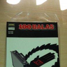 Cómics: 100 BALAS: DIEZ PALMOS BAJO PLOMO - BUEN ESTADO - NORMA. Lote 47941434