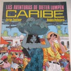 Cómics: LAS AVENTURAS DE DIETER LUMPEN CIMOC . Lote 47964661