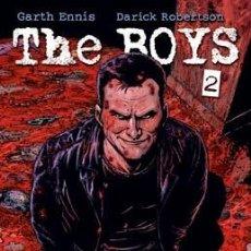 Cómics: CÓMICS. THE BOYS 02. MOJA - GARTH ENNIS/DARICK ROBERTSON. Lote 47978983