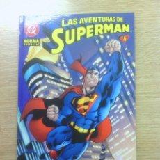 Cómics: AVENTURAS DE SUPERMAN #4. Lote 48276971