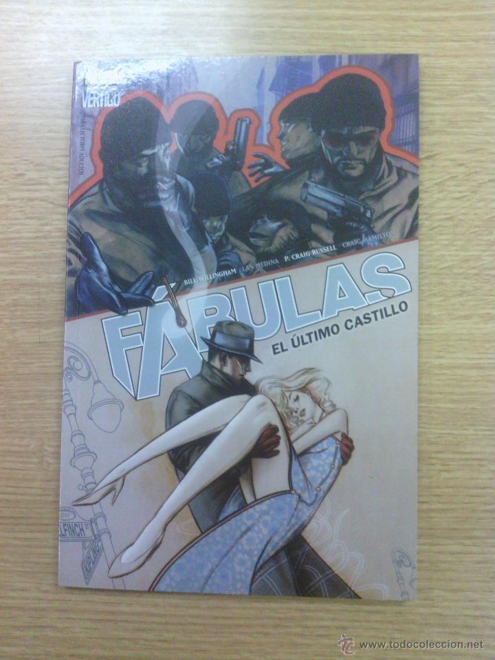 FABULAS EL ULTIMO CASTILLO (Tebeos y Comics - Norma - Comic USA)