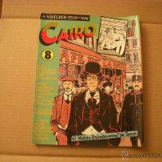 Cómics: CAIRO Nº 8, DE NORMA EDITORIAL. Lote 48354693