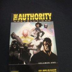 Comics - THE AUTHORITY - REVOLUTION - VOLUMEN 1 - NORMA - - 48417568