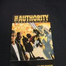 Cómics: THE AUTHORITY - REVOLUTION - VOLUMEN 2 - NORMA -. Lote 48417595