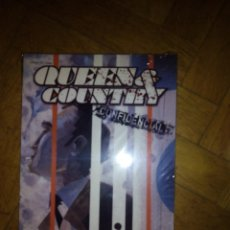 Cómics: QUEEN COUNTRY CONFIDENCIAL GRERG RUCKA NORMA 3 TOMOS COMPLETA. Lote 48449528