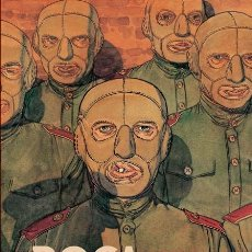 Cómics: CÓMICS. BOCA DE DIABLO - FRANÇOIS BOUCQ/JERÔME CHARYN (CARTONÉ). Lote 48449929