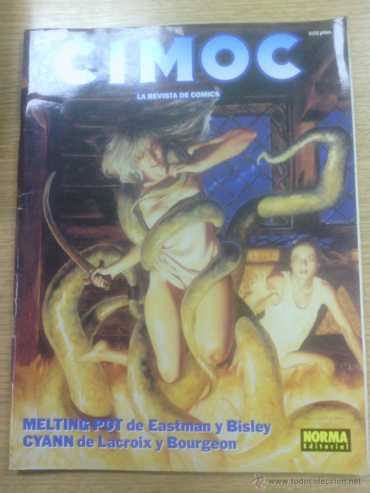 CIMOC #150 (Tebeos y Comics - Norma - Cimoc)