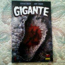 Cómics: GIGANTE, DE STEVE NILES Y NAT JONES (COL. MADE IN HELL). Lote 48695340