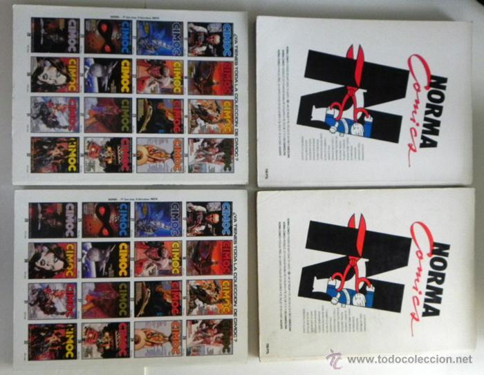 Cómics: GRAN LOTE DE CIMOC 16 COMICS RETAPADO CÓMIC PARA ADULTOS 70 71 72 73 74 75 95 96 97 98 99 100 LOTAZO - Foto 2 - 48729178