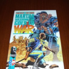 Cómics: MARTHA WASHINGTON GOES TO WAR - Nº 3 - FRANK MILLER - DAVE GIBBONS - NORMA. Lote 48874012