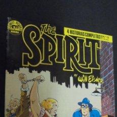 Cómics: THE SPIRIT. Nº 12. WILL EISNER. 4 HISTORIAS COMPLETAS. NORMA EDITORIAL.. Lote 48925320
