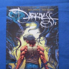 Cómics: THE DARKNESS DE PAUL JENKINS & DALE KEOWN - TOMO 1 VOLUMEN 2 - NORMA EDITORIAL / SELLO TOP COW. Lote 48939847
