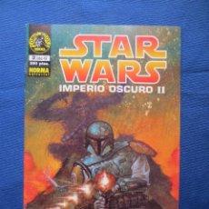 Cómics: STAR WARS - IMPERIO OSCURO II DE TOM VEITCH Y CAM KENNEDY - N.º 2 DE 6 NORMA - ENERO DE 1996. Lote 49687971