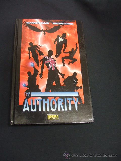 THE AUTHORITY - NORMA EDITORIAL - (Tebeos y Comics - Norma - Comic USA)