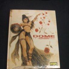 Cómics: DOME - LUIS ROYO - NORMA - . Lote 48998407