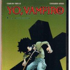 Cómics: YO, VAMPIRO. Nº 4. LA RESOLUCIÓN. CARLOS TRILLO. EDUARDO RISSO. NORMA 2005. (C/A37). Lote 262505640