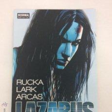 Cómics: LAZARUS 1. FAMILIA - RUCKA, LARK, ARCAS - NORMA EDITORIAL. Lote 49046483