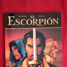 Cómics: EL ESCORPIÓN 1. LA MARCA DEL DIABLO. DESBERG MARINI. CIMOC 181. IMPECABLE.. Lote 49051623
