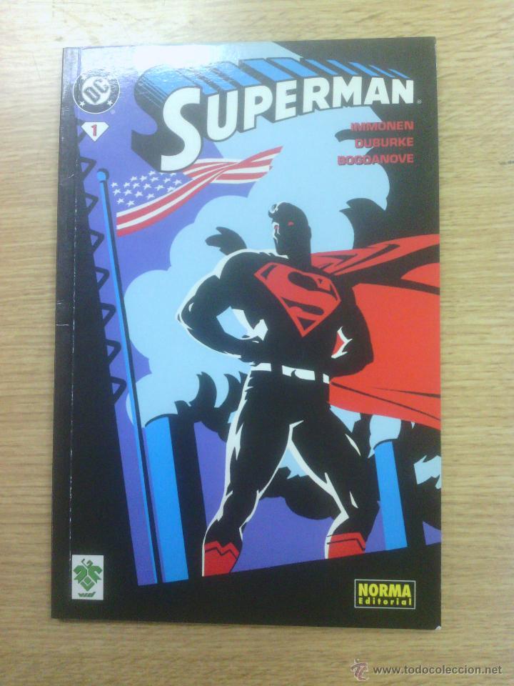SUPERMAN #1 (Tebeos y Comics - Norma - Comic USA)