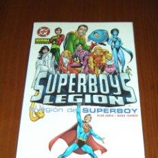 Cómics: LA LEGIÓN DE SUPERBOY - ALAN DAVIS - NORMA EDITORIAL. Lote 49233044